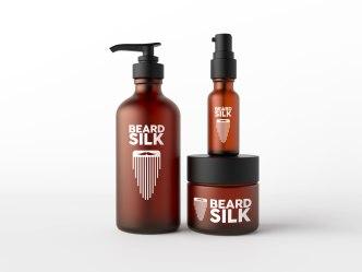 Beard Silk Bottles