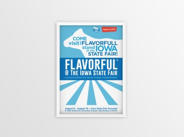 Flavorful Poster