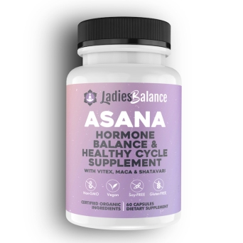 LadiesBalance Asana Front