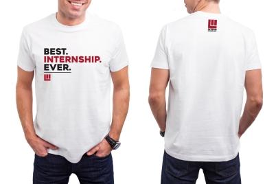 Internship Shirt 17/18