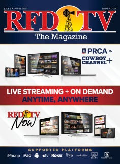 RFD-TV The Magazine July/August 2020