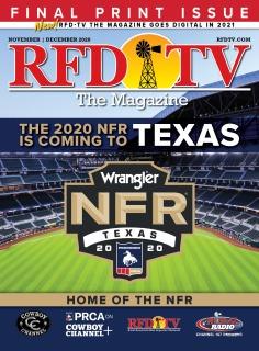 RFD-TV The Magazine November/December 2020